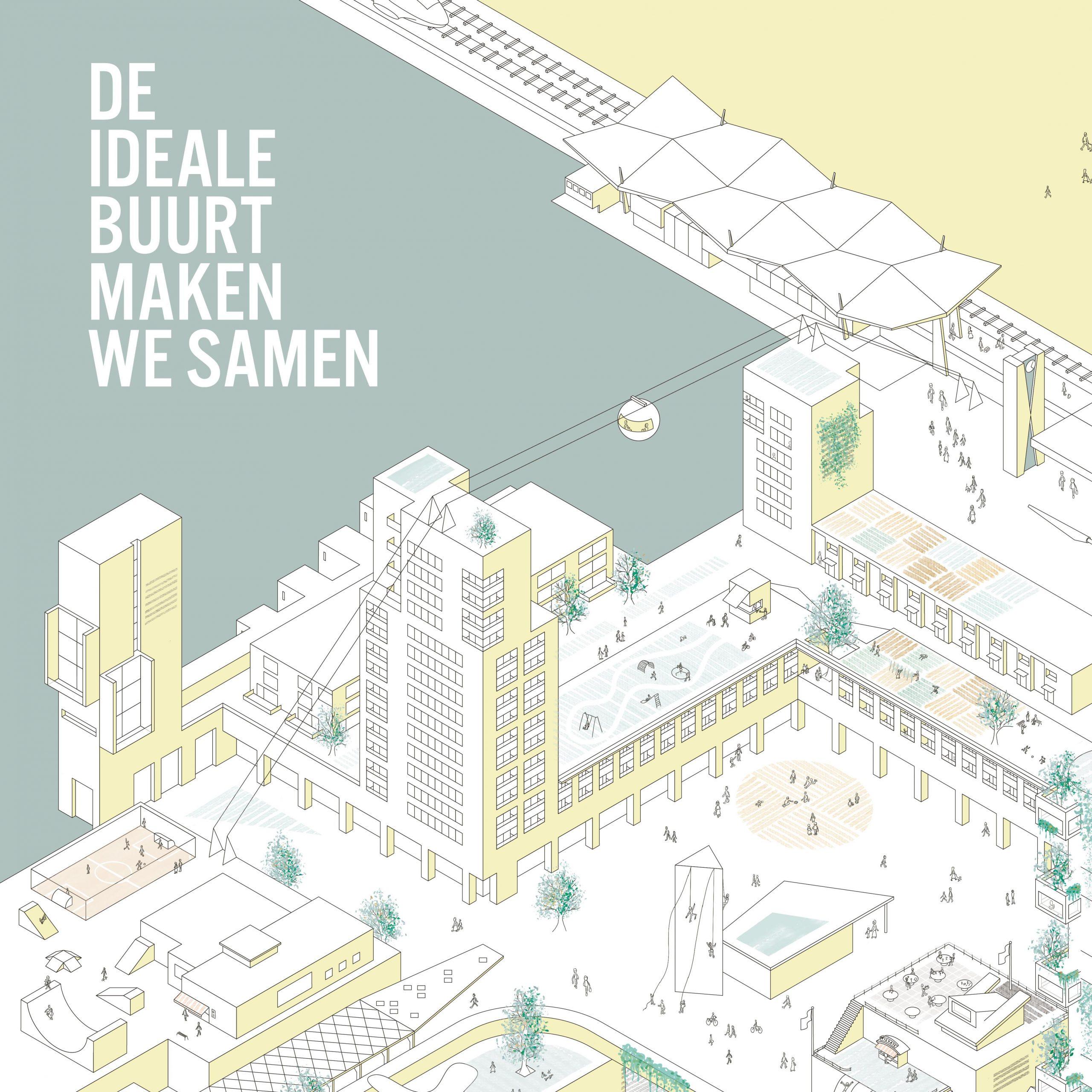 Cast Tilburg - De ideale buurt maken we samen